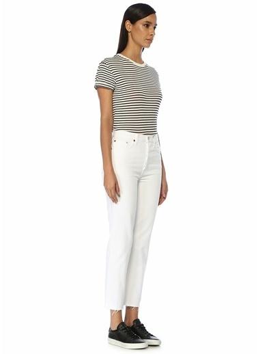Beymen&Designer Pantolon Beyaz